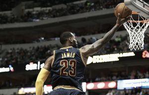 Resumen NBA: LeBron y los Spurs dominan la jornada