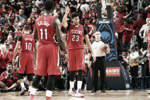 Resumen NBA: Pelicans y Nets estarán en los playoffs; OKC e Indiana se quedan a las puertas