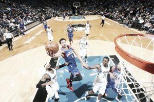 Resumen NBA: Los Clippers continúan con su ascenso y Philadelphia logra su primera victoria