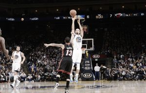 Resumen NBA: Washington asalta Chicago; Warriors y Hawks continúan imparables