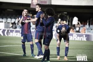 Resumen temporada 2017/2018: FC Barcelona B, una sentencia anunciada