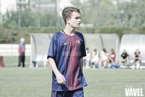 José Martínez y Álex Rico jugarán la Dream Cup con la sub16