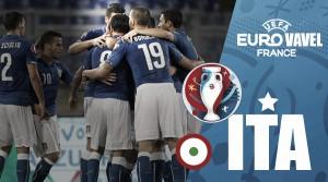 Análisis táctico de Italia: intensidad para suplir la falta de talento