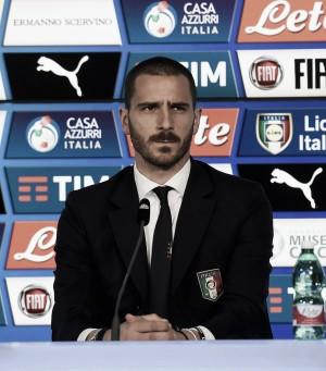 """Leonardo Bonucci: """"Es fácil encajar en el grupo para los nuevos"""""""