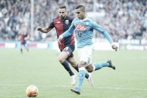 El Genoa devuelve al Nápoles a la realidad