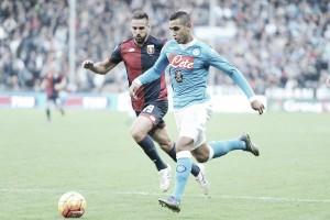 Nápoles - Genoa: seguir luchando es el único camino posible