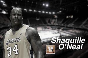 Estrellas de los Mundiales: Shaquille O'Neal