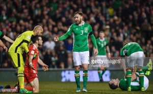 Sunderland captain O'Shea admits he was lucky not to have suffered similar fate to Ireland team-mate Coleman