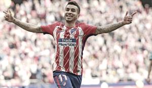 """Correa: """"Quiero seguir creciendo en este club"""""""