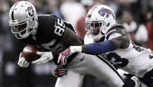 Raiders venció a Bills y lo dejó fuera de los playoff