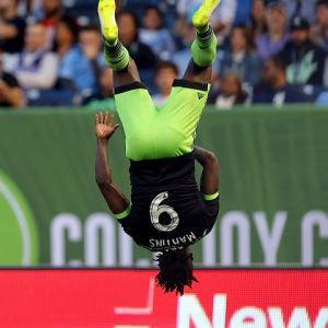 Oba's Brace In Week 9 Wins Him Player of the Week Honors