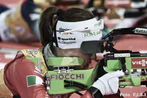 Biathlon, sprint femminile Hochfilzen: celestiale Oberhofer, seconda dietro Makarainen!