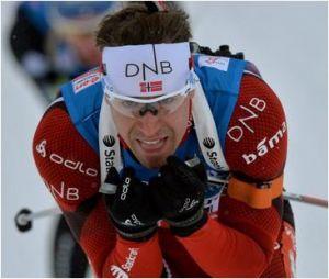 Les norvégiens signent leur retour, Martin Fourcade sur la boite