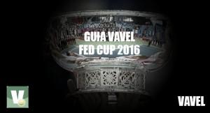 Guía VAVEL Fed Cup 2016: semifinales y ascensos de Grupo Mundial