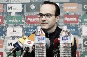 """Ocampo: """"Queremos que la afición se sienta orgullosa de su equipo"""""""