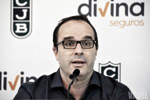 Diego Ocampo: ''Ahora mismo el objetivo es hacer el mejor equipo posible''