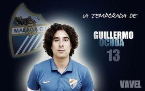 Málaga 2014/2015: La temporada de Francisco Ochoa