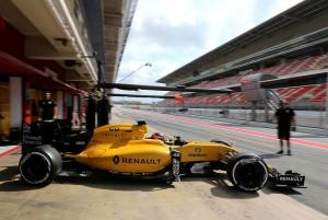 Esteban Ocon participará con Renault en los Libres 1 del GP de Alemania.