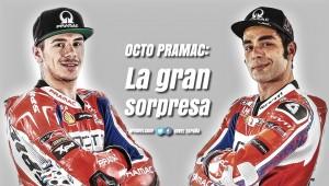 OCTO Pramac Racing: La gran sorpresa