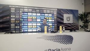 Udinese - Parla Oddo dopo la gara contro il Napoli