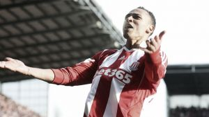 Odemwingie prolonga su estancia en Stoke-on-Trent hasta 2016