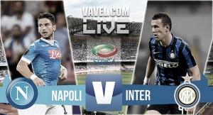 Napoli 2-1 Inter Milan: As it happened
