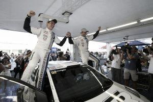 Sordo lidera y Ogier se proclama campeón del WRC