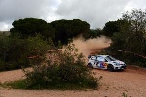 Ogier lidera la primera jornada del Rally de Portugal