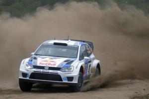 Ogier empieza liderando el Rally de Argentina