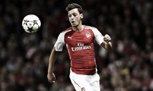 Arsenal, Ozil fuori tre mesi