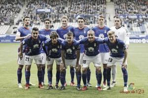 Ojeando al rival: un Real Oviedo que busca en el Tertiere su trampolín