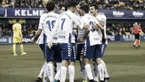 Ojeando al rival: Tenerife, fuerte en las segundas partes