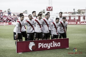 Ojeando al rival: Sevilla Atl, un filial con calidad