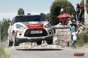 Las categorías en el Rally de Ourense 2013