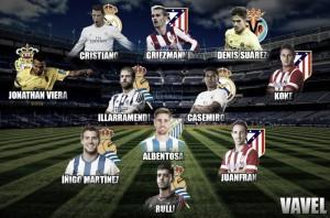 El Once de Oro de VAVEL: 31ª jornada de la Liga BBVA