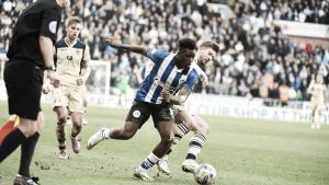 Sheyi Ojo hoping Wigan experience will help him follow in Sterling's footsteps at Anfield