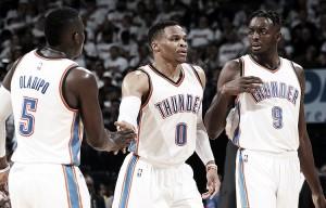 NBA playoffs, la difesa e Westbrook chiavi di OKC contro i Rockets