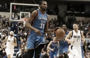 NBA Playoffs 2016, Thunder-Mavericks: Durant y Westbrook ante unos Mavs en reconstrucción
