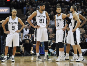 San Antonio Spurs Wallop Oklahoma City Thunder 130-91