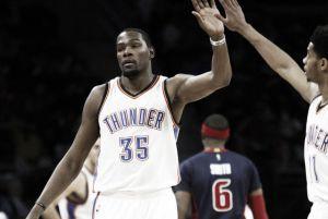 Resumen NBA: OKC coge ritmo, Memphis y Portland mantienen el paso firme