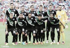 Real Madrid CF - Córdoba CF, puntuaciones del Córdoba CF, Jornada 1