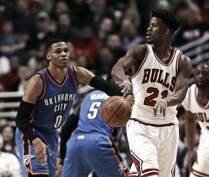 Resumen NBA: Towns, Westbrook y Davis, los protagonistas del día