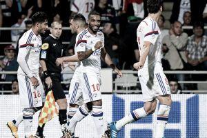 Lyon écrase Montpellier malgré un coup de chaud