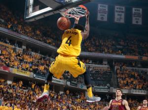 NBA Playoffs - Oladipo show, Cleveland si inchina: è gara-7