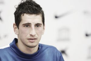 """Iakovenko: """"A pesar de no haber jugado mucho, no me arrepiento de haber venido"""""""