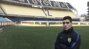 Lucas Olaza, de ser el más buscado a quedar afuera de la Copa Libertadores