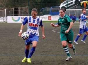 Liga Nacional Femenina: El Olivo, Oiartzun, Betis y Badajoz Olivenza se distancian