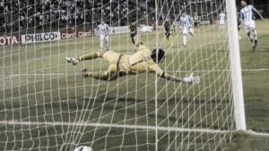 Olimpo se despidió de la Copa Argentina, en un polémico encuentro