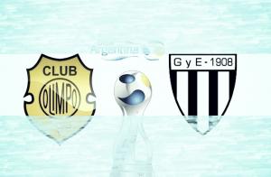 "Olimpo - Gimnasia (Mza): Copa Argentina ""Oasis o Espejismo"""