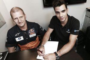 Miguel Oliveira sustituirá a Miller en el Red Bull KTM Ajo